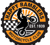 happy ramblers logo