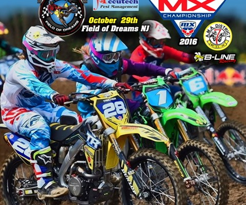 Next Race: October 29th-30th – WMX Round #9, MAMA Round #11 – Field Of Dreams – Click for details