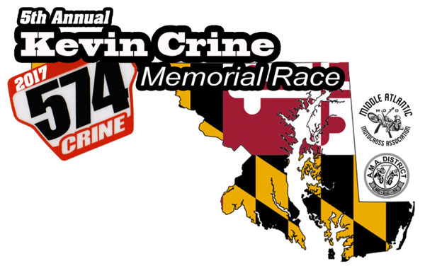 Next Race: 5th Annual Kevin Crine Memorial Race at Budds Creek September 22-24 (click for details)